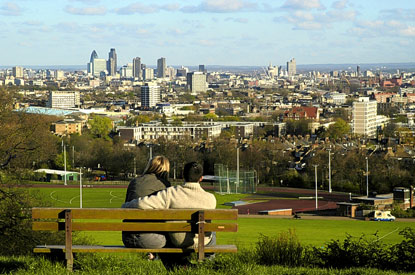 Things to Do in London - and Never to Miss. Parliament Hill
