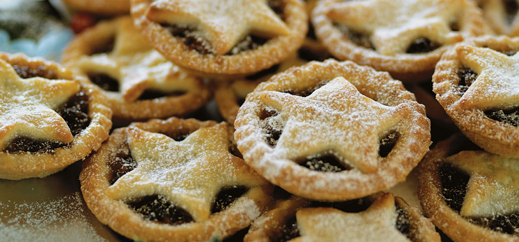 How to Enjoy the Holiday Season or How Not to Miss any Christmas Treats