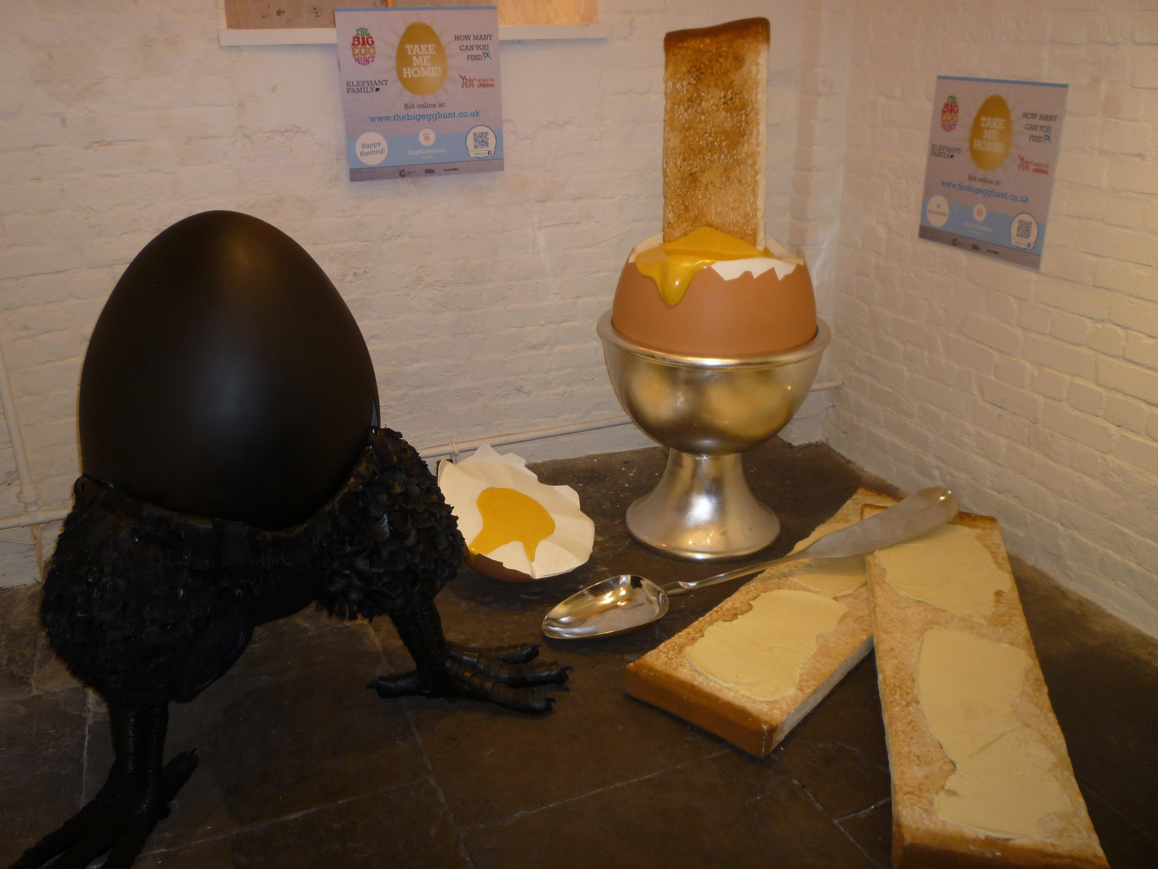 Egg Hunting, Anyone?