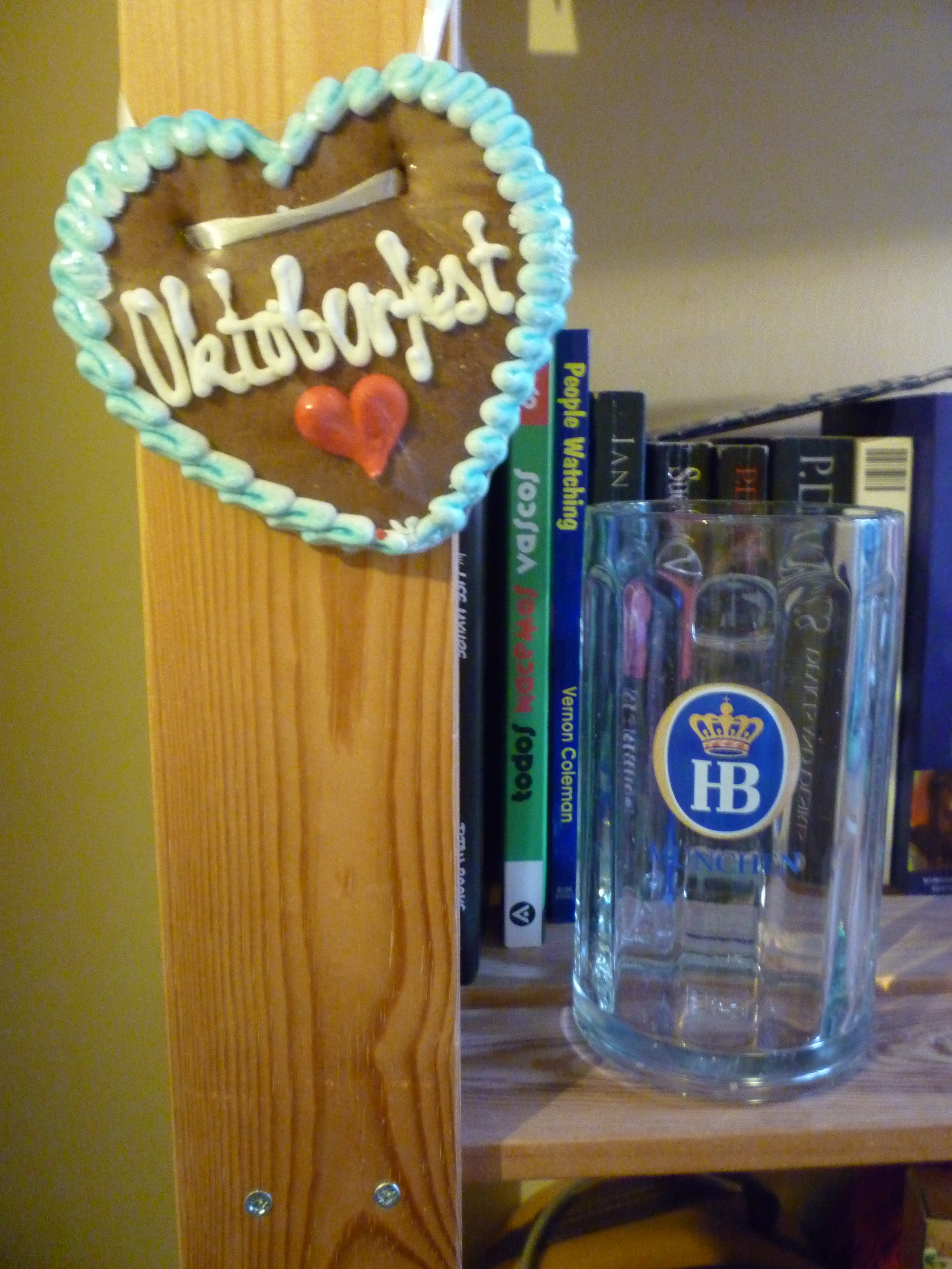 A Londoner from Afar Goes to Munich - Oktoberfest souvenirs