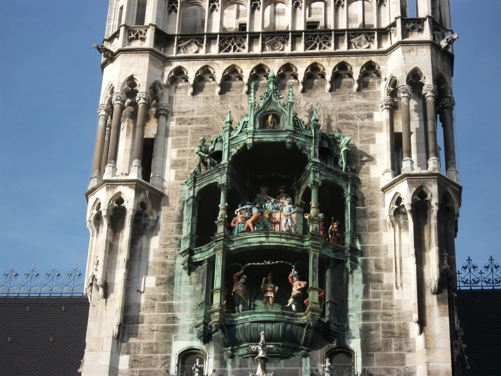 A Londoner from Afar Goes to Munich1 - New Townhall, Marien Platz 3