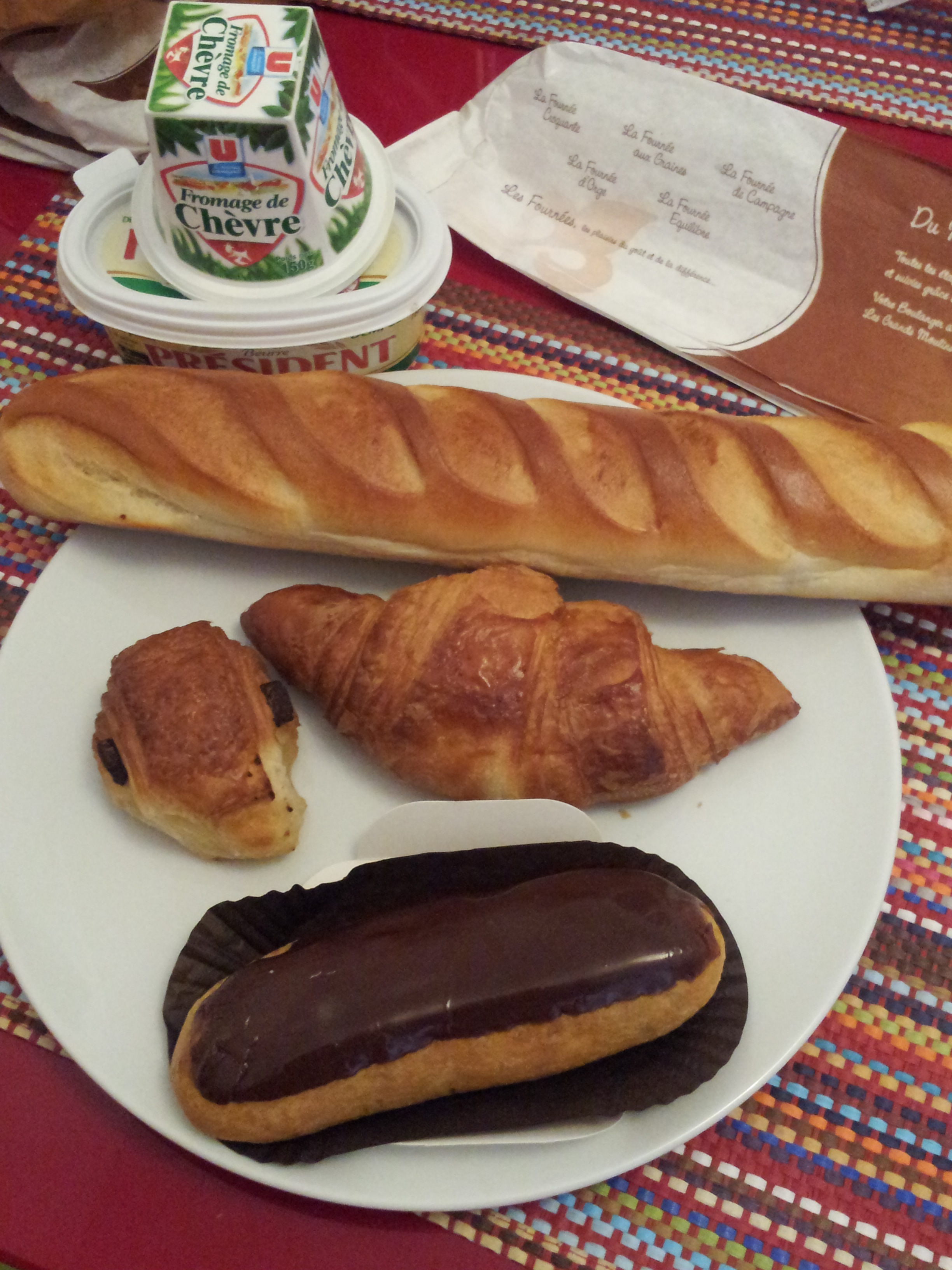 A Londoner form Afar Goes to Paris - Patisserie