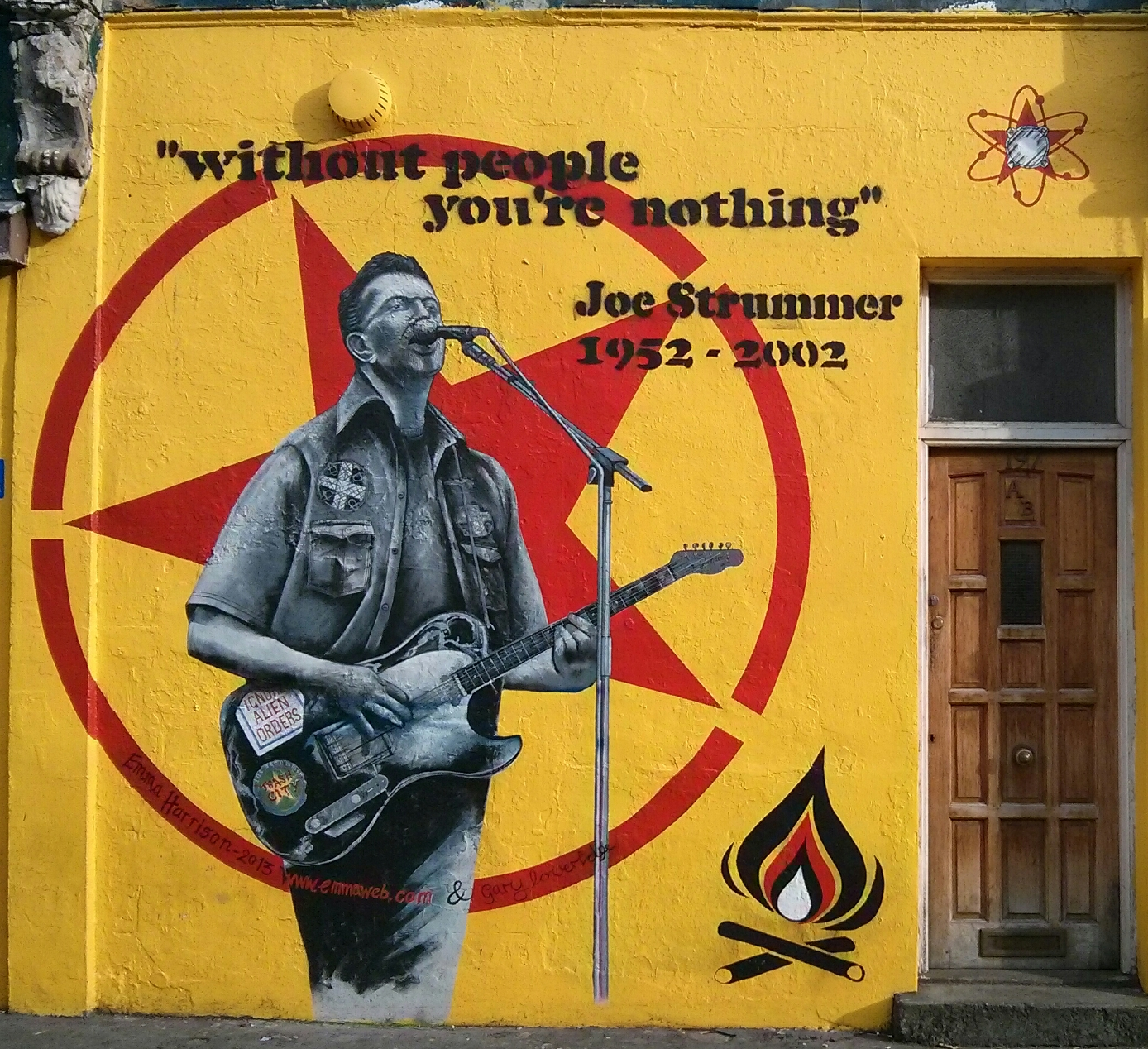 Picture Wednesday - As Joe Strummer Said