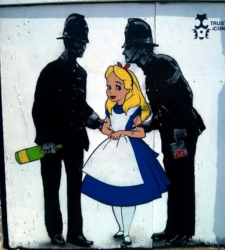 Alice in Wonder... London