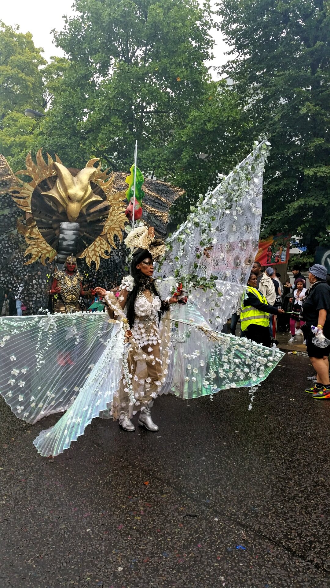 Colourful Notting Hill Carnival 2015