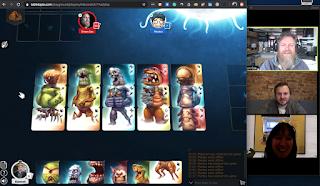 Tabletopia online board game platform